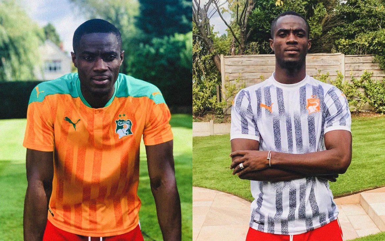 Camisas do Costa do Marfim 2020-2021 PUMA a