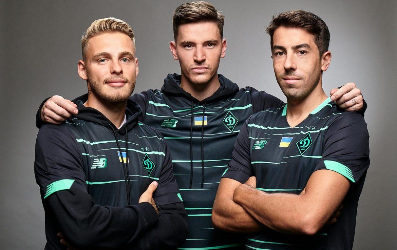 Camisas do Dynamo Kiev 2020-2021 New Balance