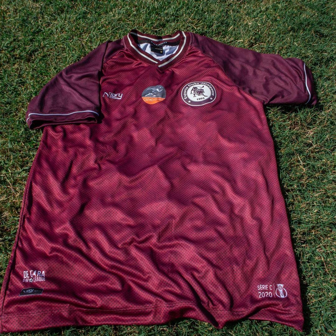 Camisas do EC Jacuipense 2020-2021 Niory Sport