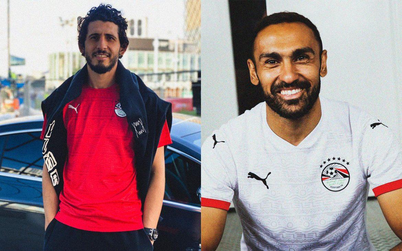Camisas do Egito 2020-2021 PUMA a