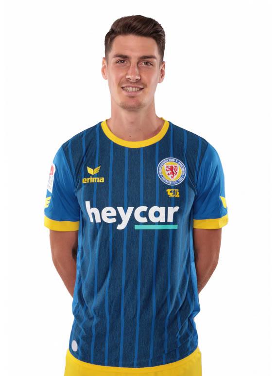 Camisas do Eintracht Braunschweig 2020-2021 Erima Away