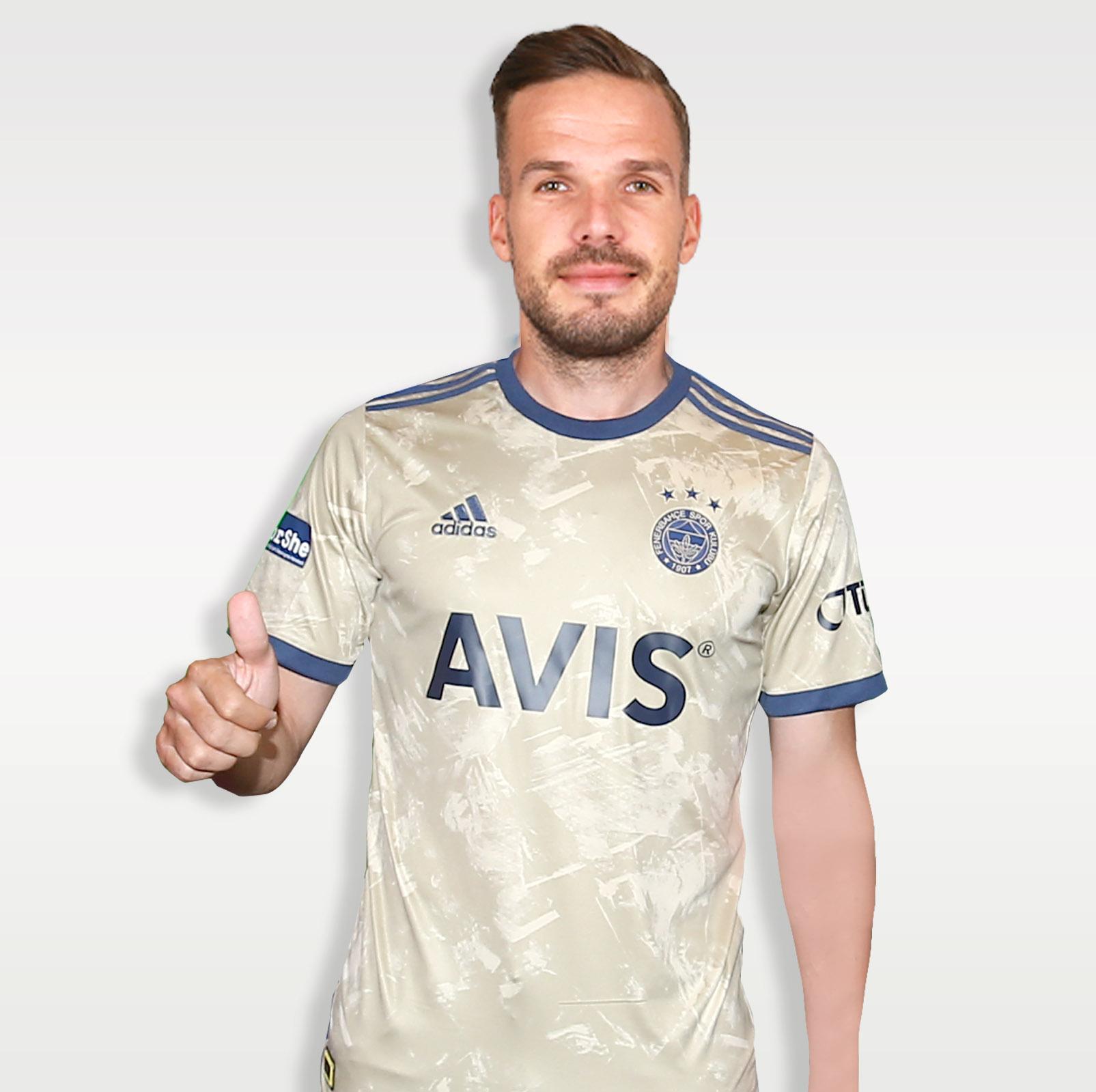 Camisas do Fenerbahce 2020-2021 Adidas Away