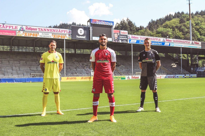 Camisas do Freiburg 2020-2021 Hummel
