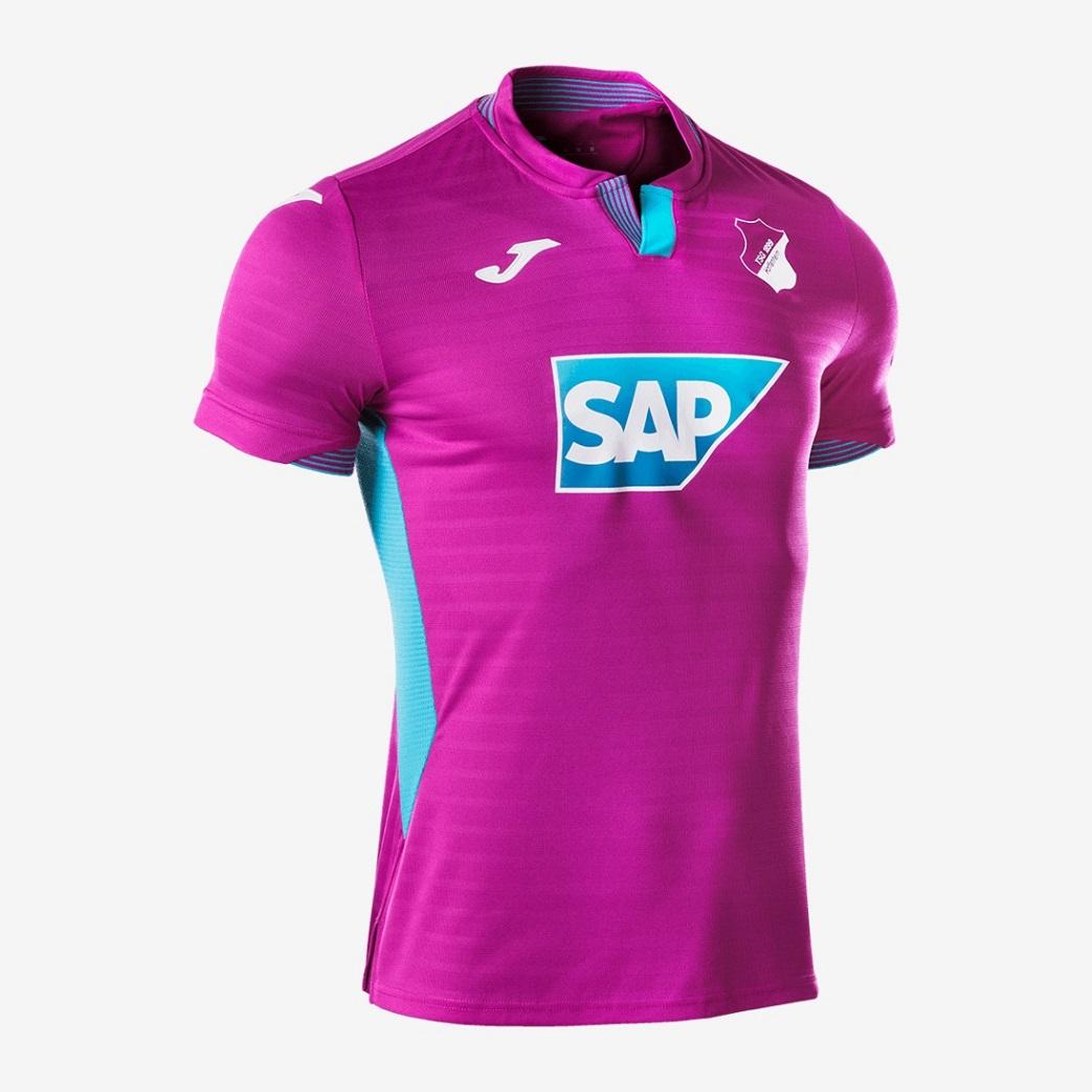 Camisas do Hoffenheim 2020-2021 JOMA