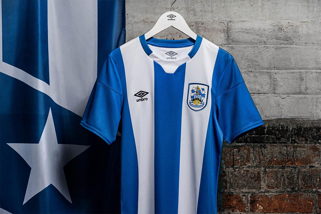 Camisas do Huddersfield Town 2020-2021 Umbro