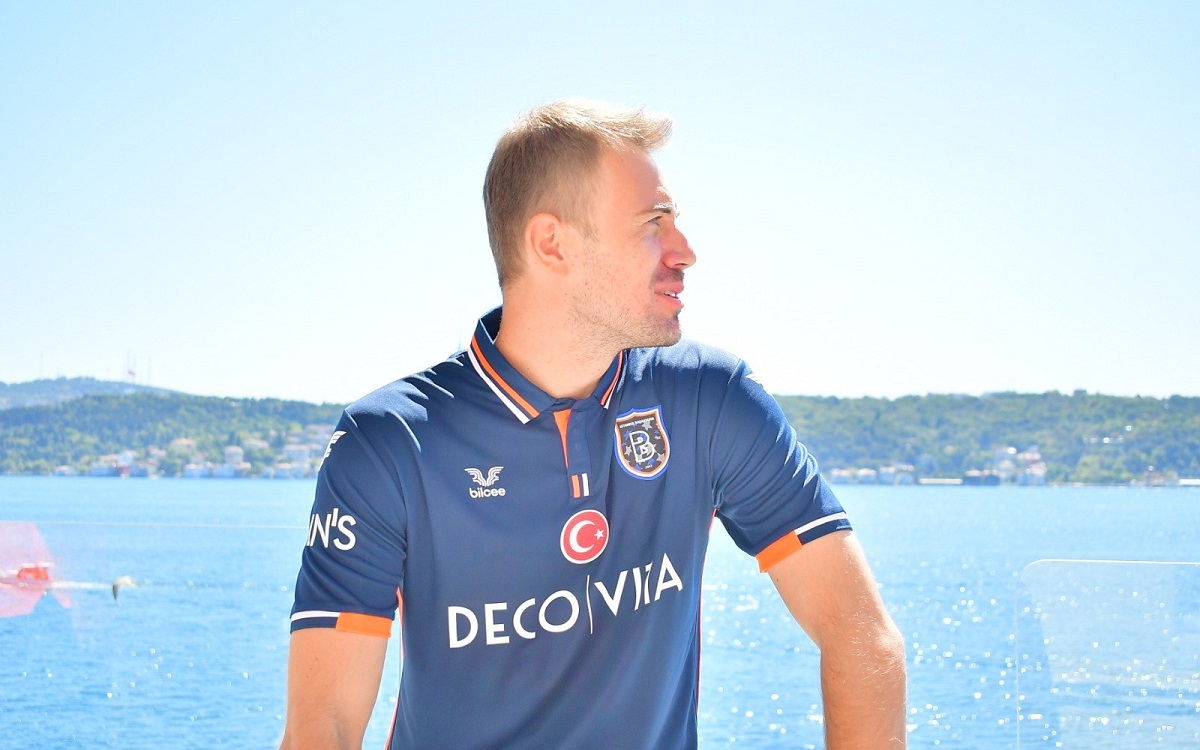 Camisas do Istambul Basaksehir 2020-2021 Bilcee