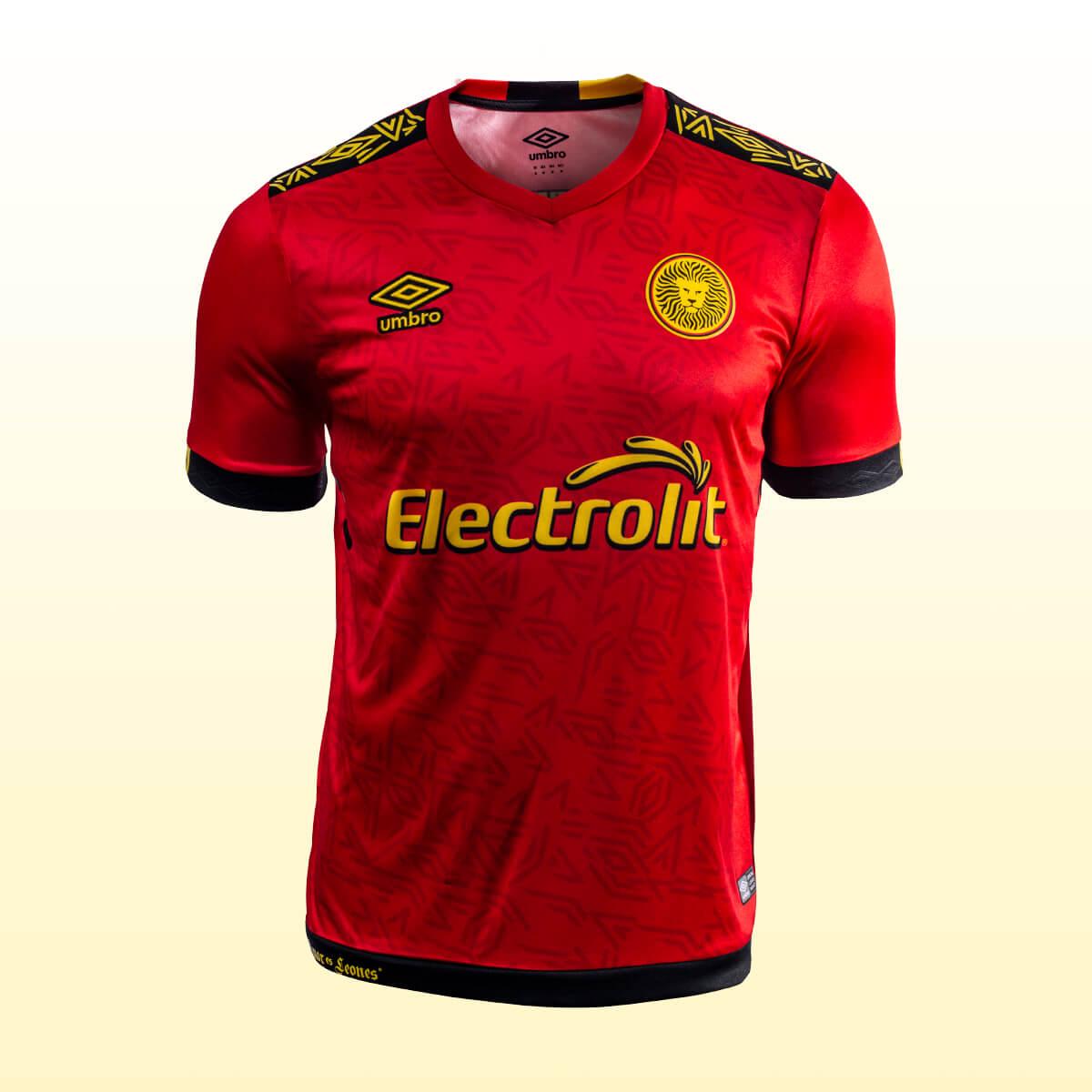Camisas do Leones Negros 2020-2021 Umbro