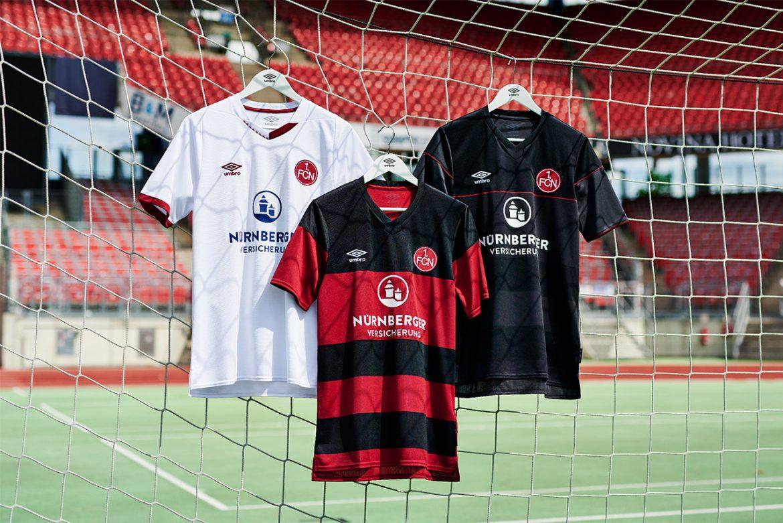 Camisas do Nuremberg 2020-2021 Umbro