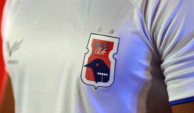 Camisas do Paraná Clube 2020-2021 Valente a