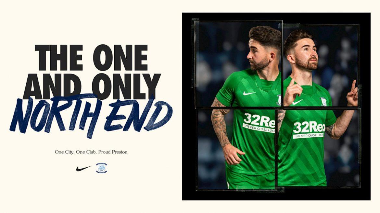 Camisas do Preston North End 2020-2021 Nike