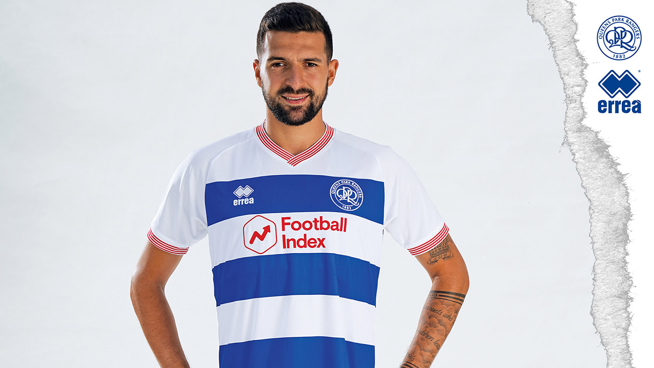 Camisas do QPR FC 2020-2021 Errea