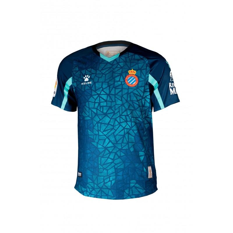 Camisas do RCD Espanyol 2020-2021 Kelme Away