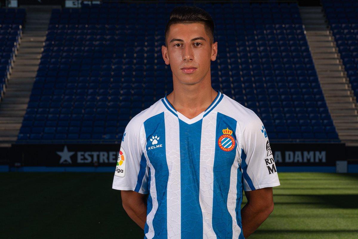 Camisas do RCD Espanyol 2020-2021 Kelme Home