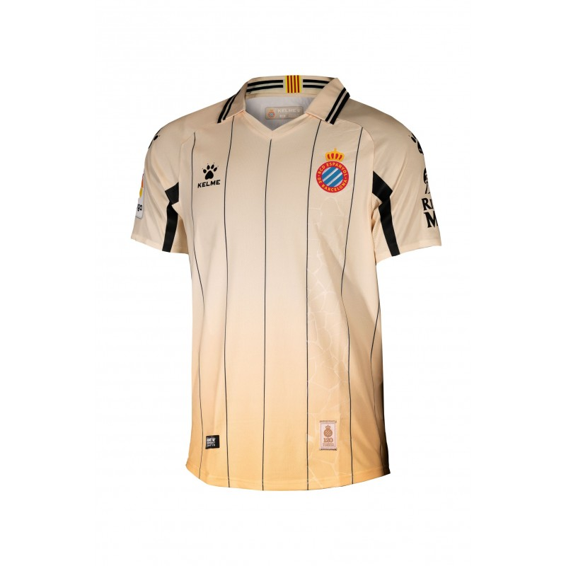 Camisas do RCD Espanyol 2020-2021 Kelme Third