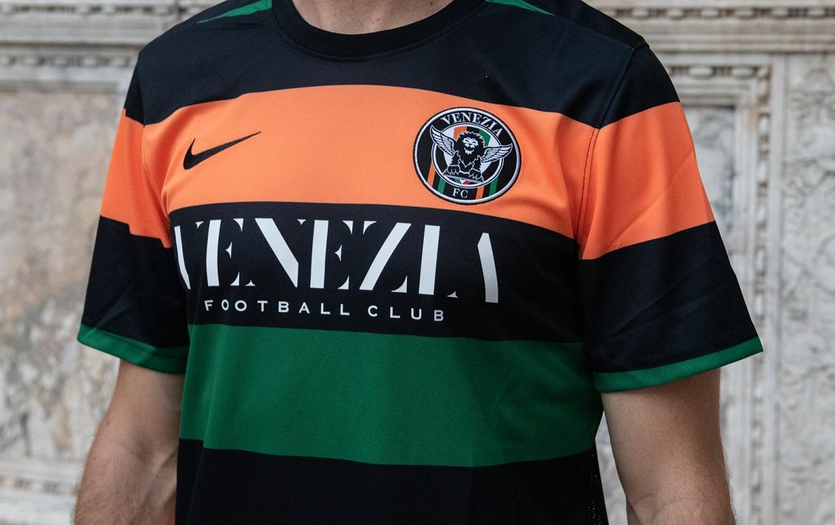 Camisas do Venezia 2020-2021 Nike