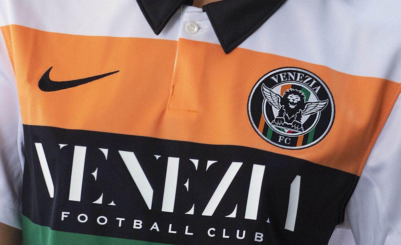 Camisas do Venezia FC 2020-2021 Nike a
