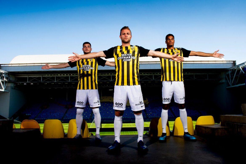 Camisas do Vitesse 2020-2021 Nike
