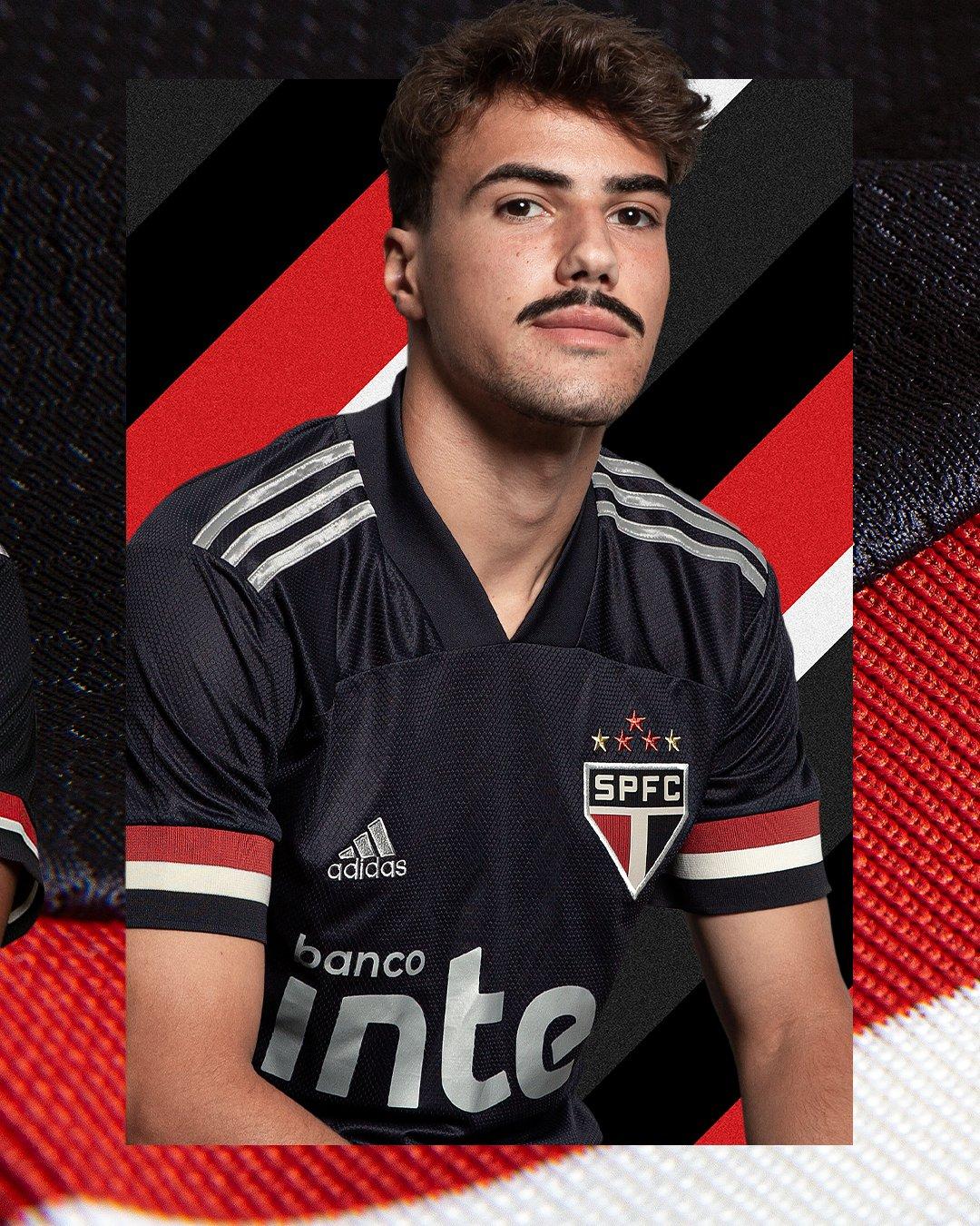 Terceira camisa São Paulo FC 2020