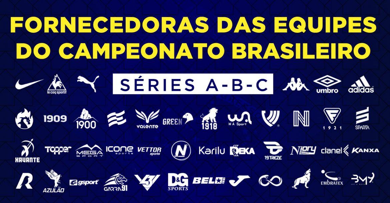 Fornecedoras BR 2020 A B C