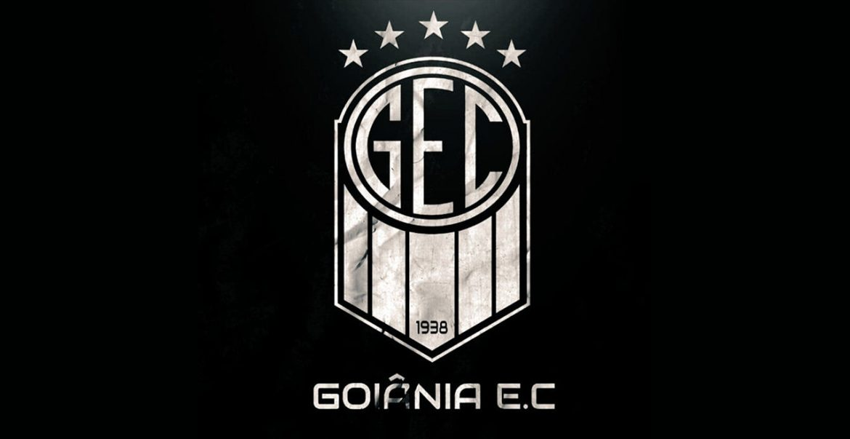 Novo escudo do Goiania EC 2020 a