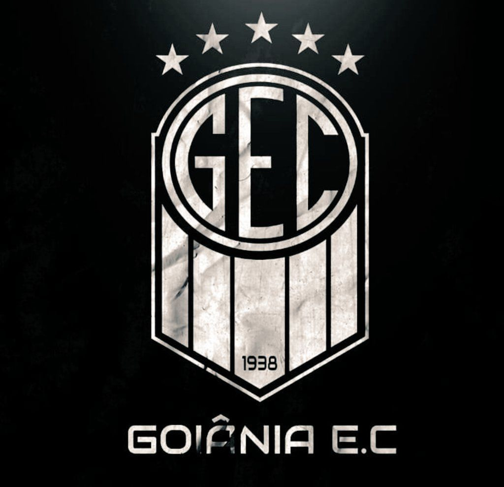 Novo escudo do Goiania EC 2020
