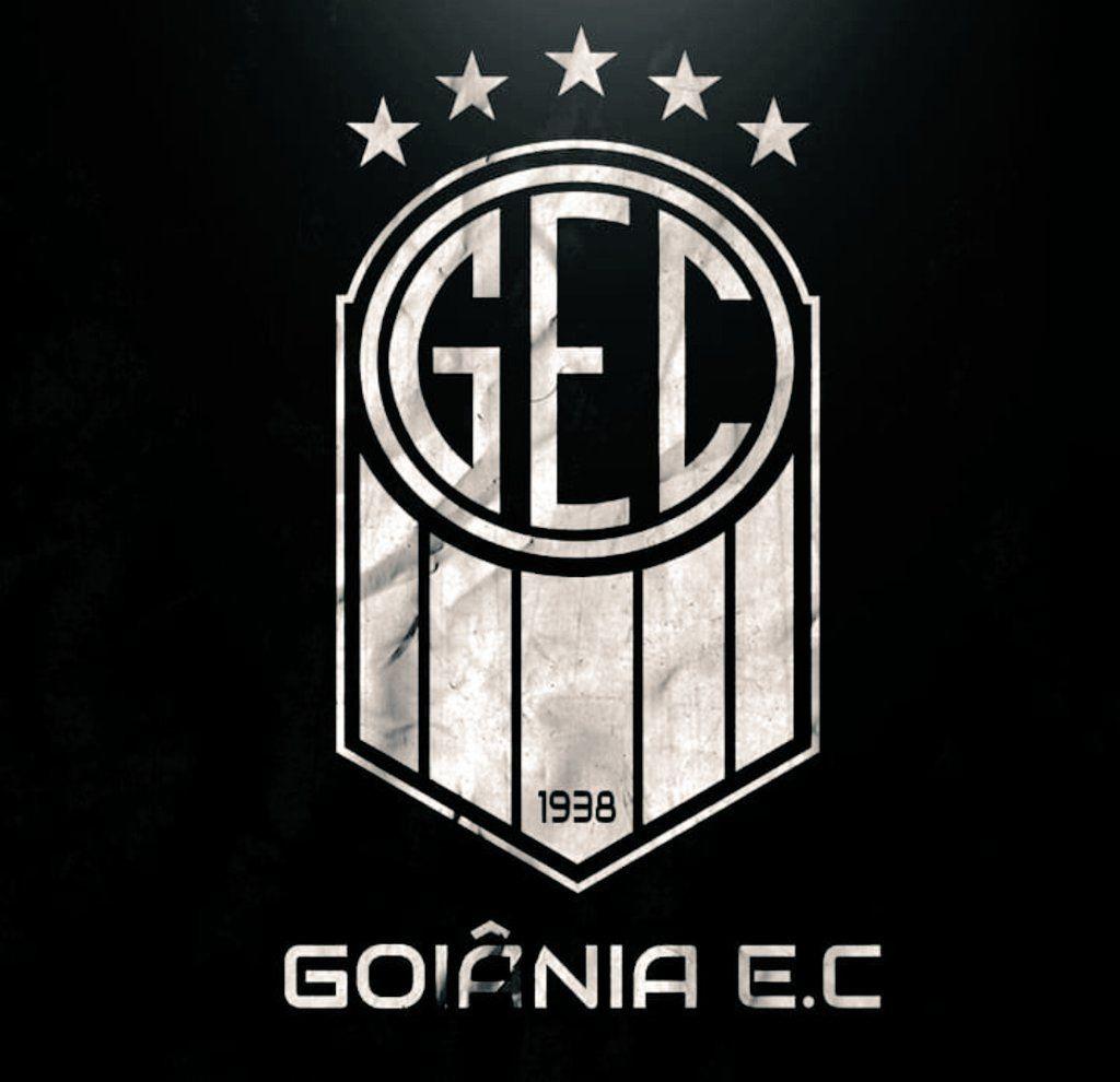 Novo escudo do Goiania EC 2020