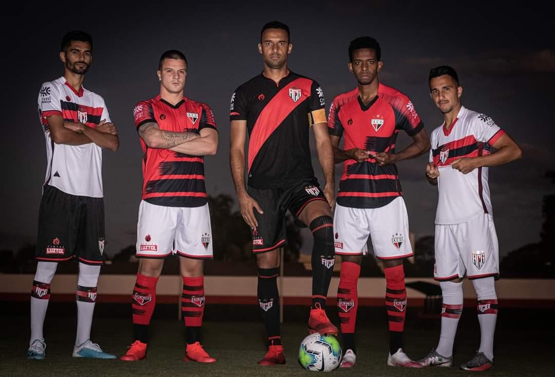 Terceira camisa do Atlético Goianiense 2020-2021 Dragão Premium