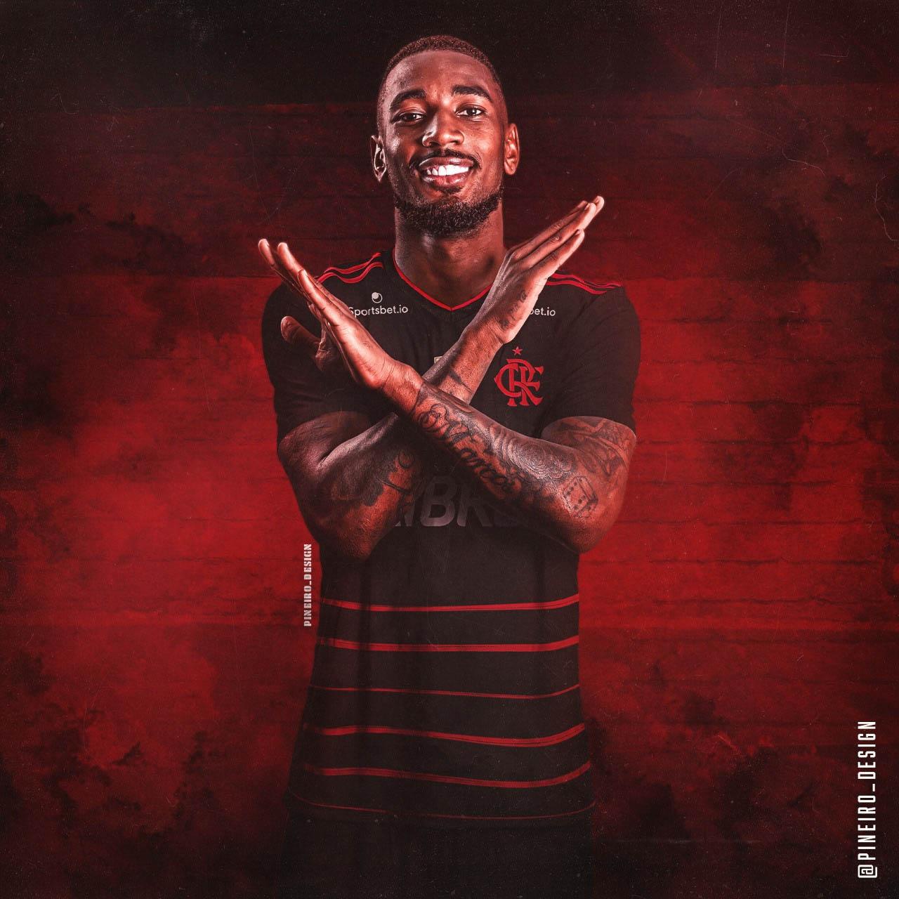 Terceira camisa do Flamengo 2020-2021 Adidas Pineiro Design