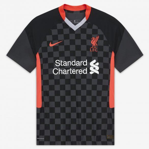 Nova Terceira Camisa Do Liverpool Pela Nike Para 2020 2021