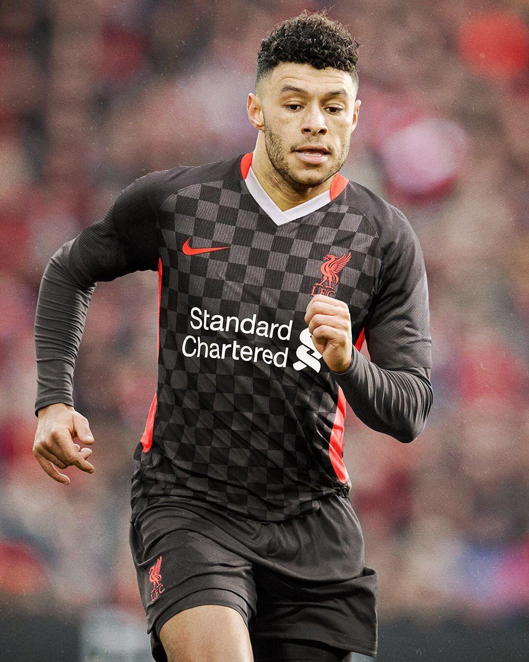 Terceira Camisa Do Liverpool Fc 2020 2021 Nike Mantos Do Futebol
