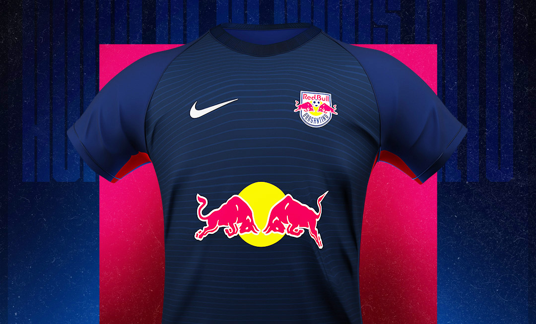 Terceira camisa do Red Bull Bragantino 2020-2021 Nike a