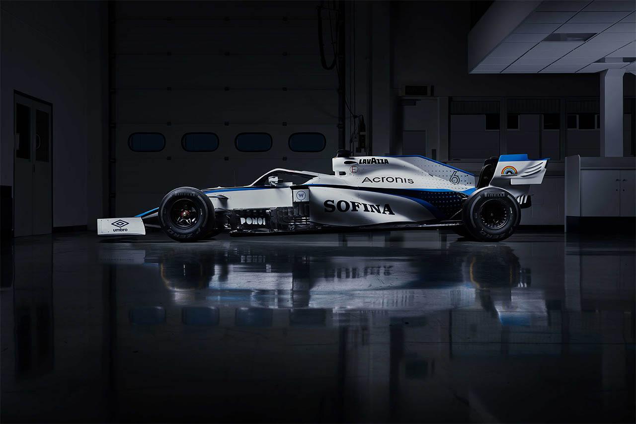 Umbro Williams Racing
