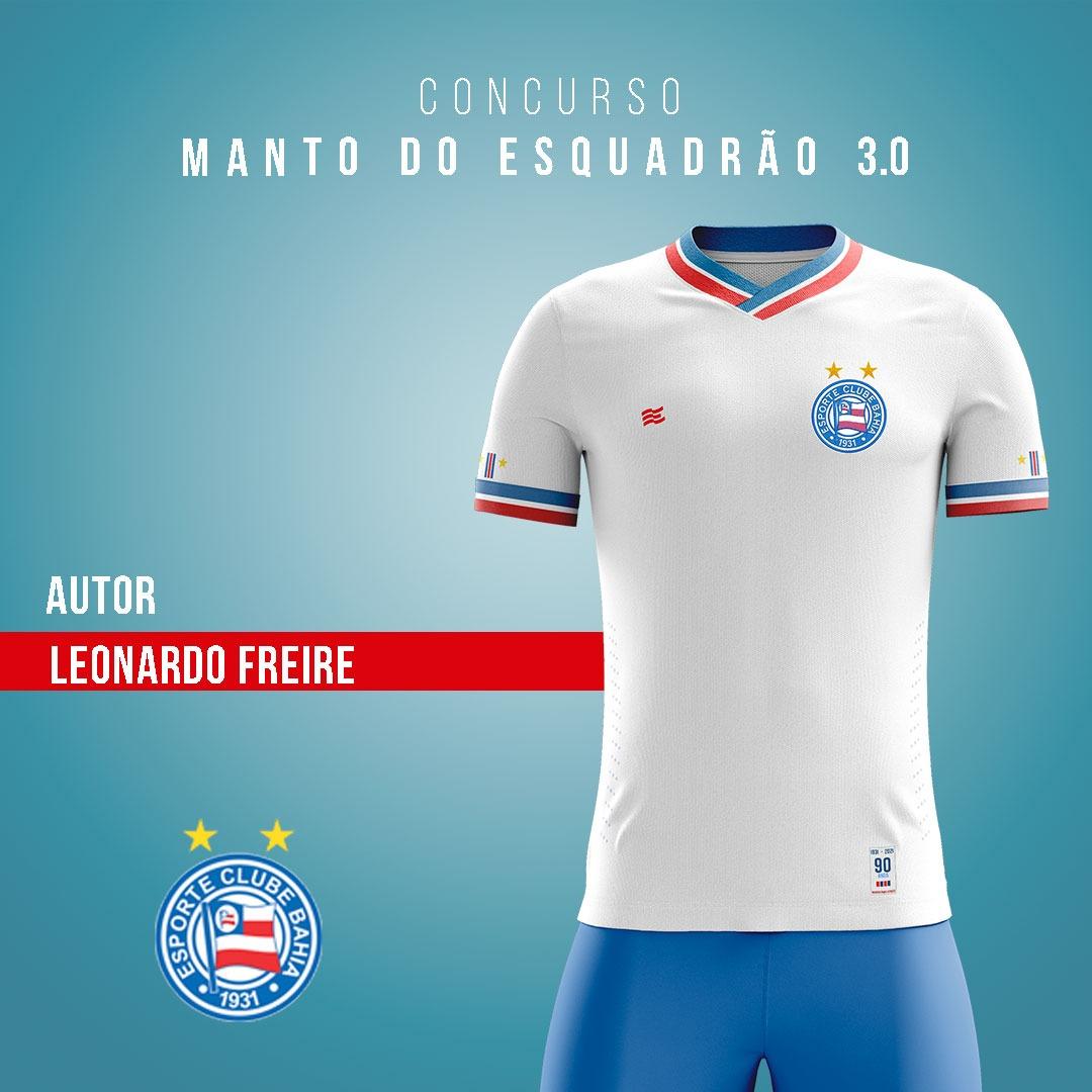 Manto do Esquadrão 3.0: EC Bahia revela finalistas de camisas para 2021 04-leonardo