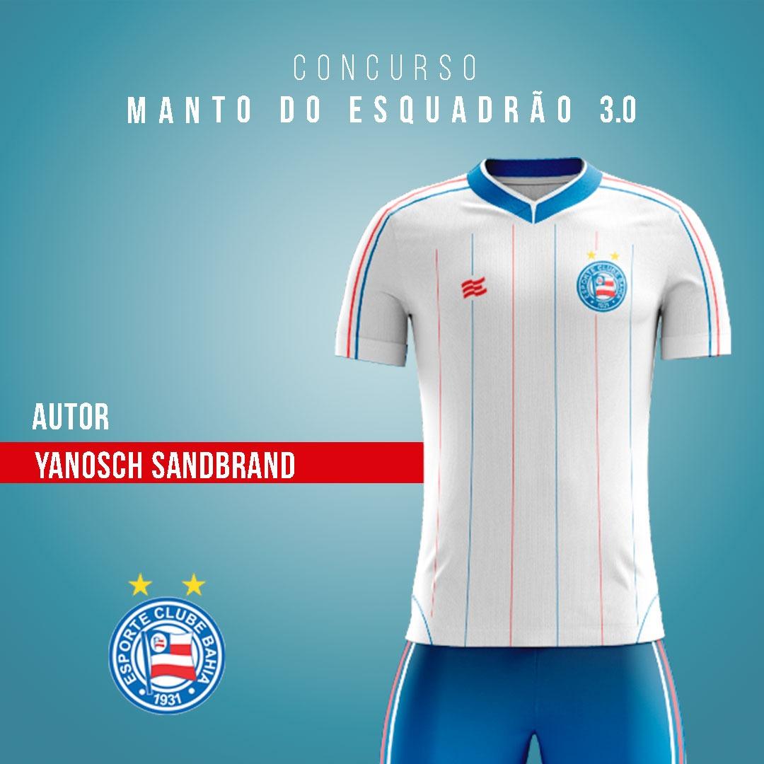 Manto do Esquadrão 3.0: EC Bahia revela finalistas de camisas para 2021 05-yanosch