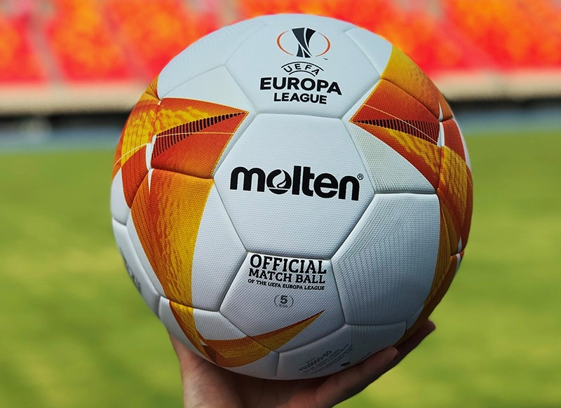 Bola da Europa League 2020-2021 Molten
