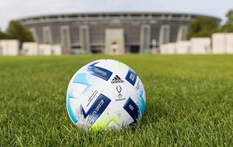 Bola da Supercopa da UEFA 2020-2021 Adidas