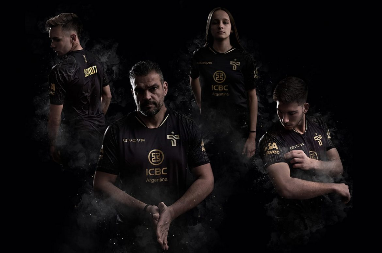 Camisa comemorativa do Talleres 2020 Givova Copa Conmebol