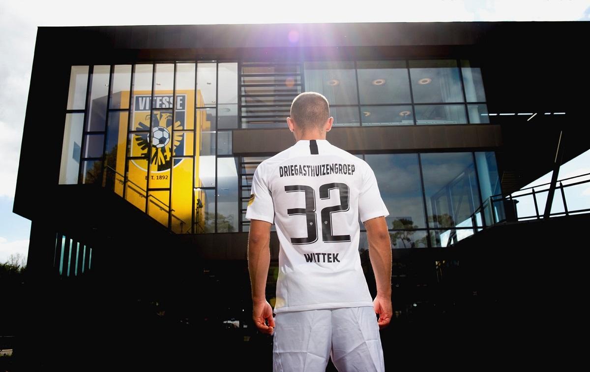 Camisa especial do Vitesse 2020-2021 Nike