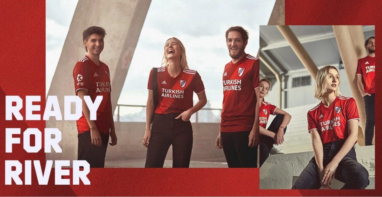 Camisa reserva do River Plate 2020-2021 Adidas