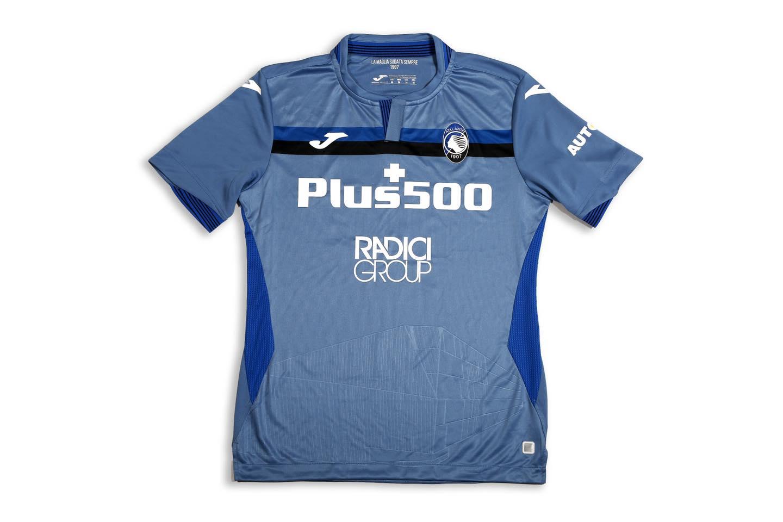 Camisas da Atalanta 2020-2021 JOMA Reserva