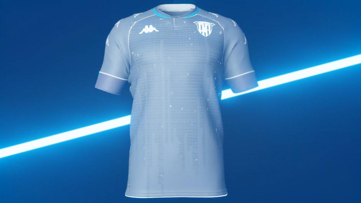 Camisas do Benevento Calcio 2020-2021 Kappa
