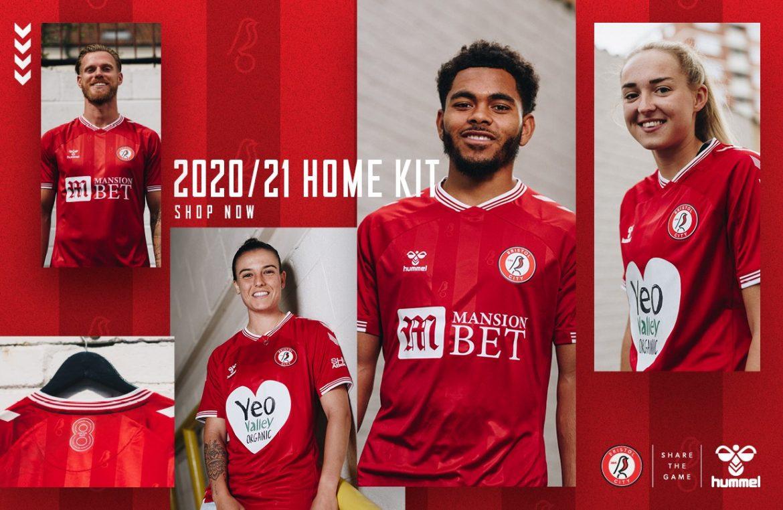 Camisas do Bristol City 2020-2021 Hummel