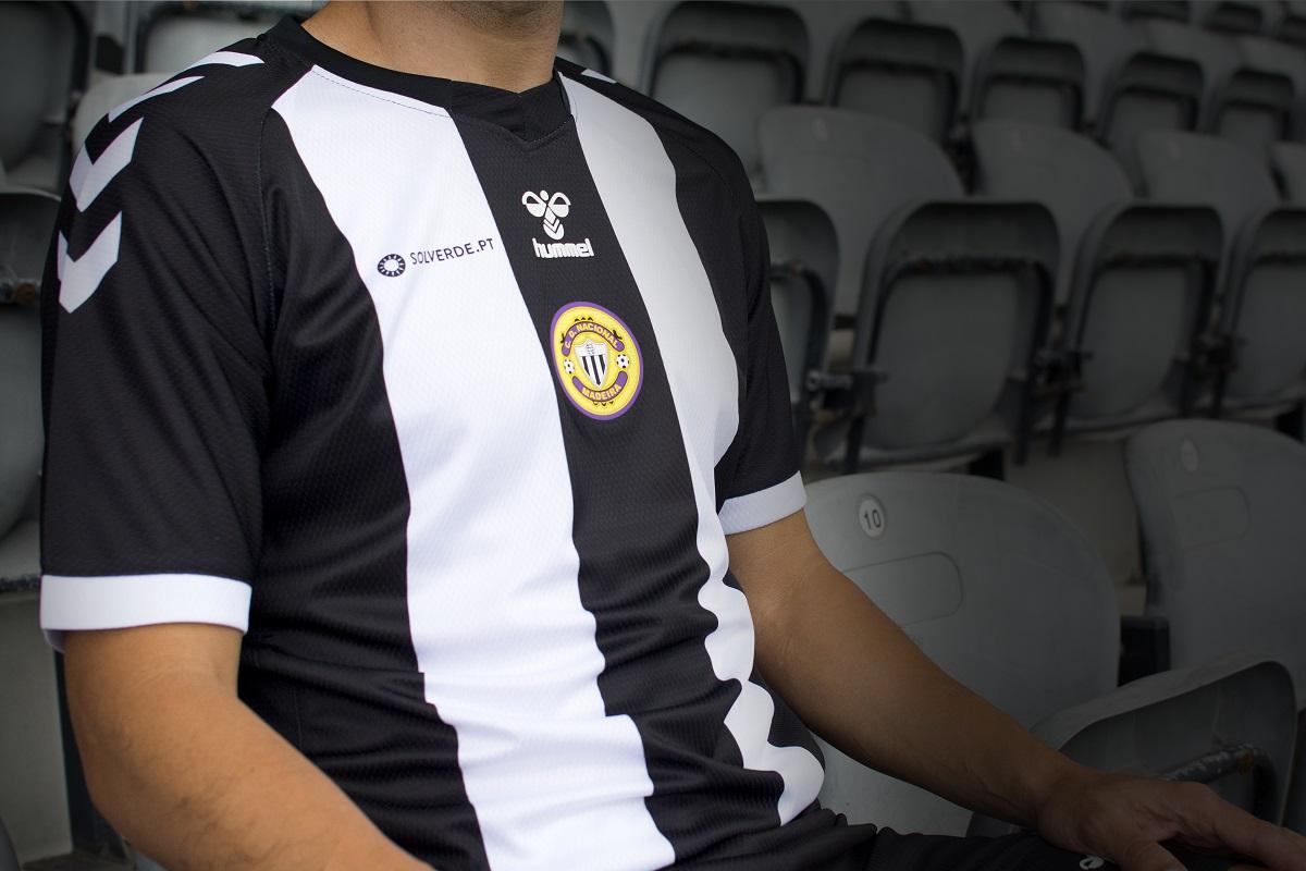 Camisas do CD Nacional 2020-2021 Hummel