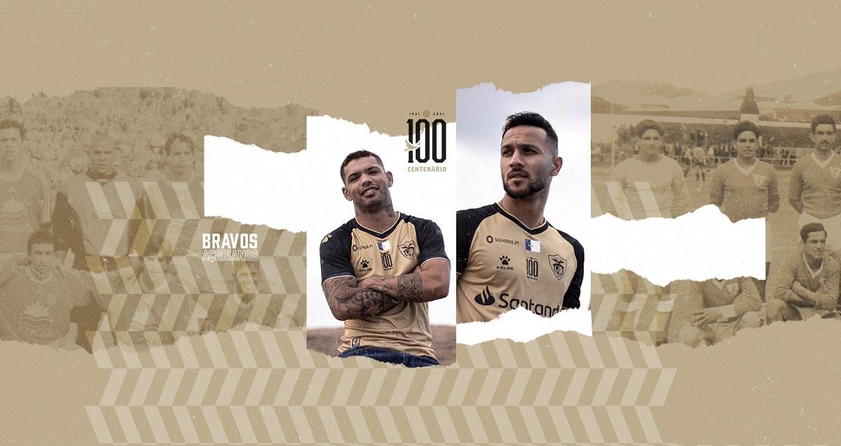 Camisas do CD Santa Clara 2020-2021 Kelme