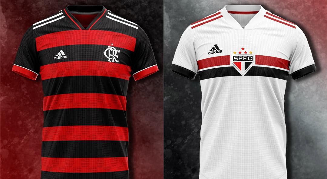Camisas do Campeonato Brasileiro 2020 (Igps 17)