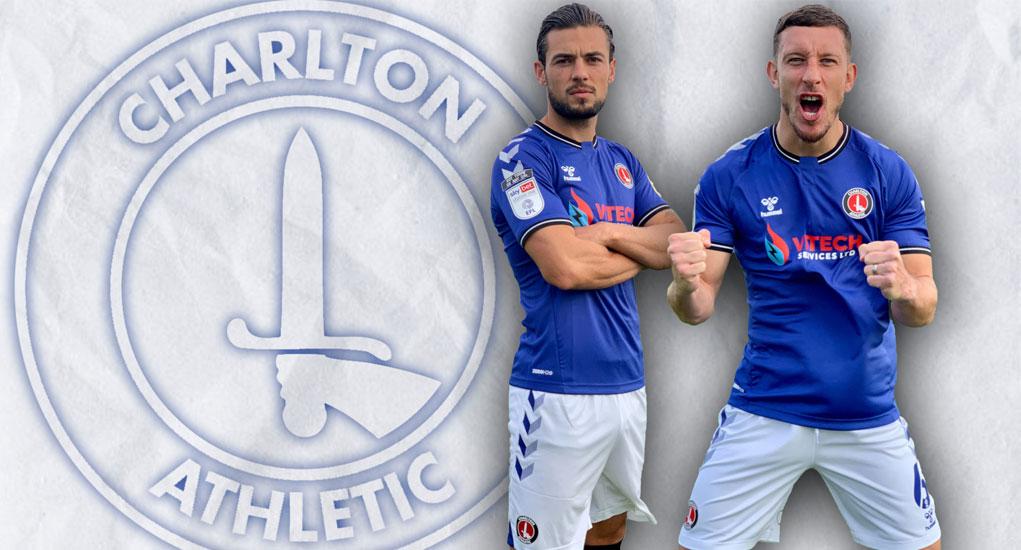 Camisas do Charlton Athletic 2020-2021 Hummel