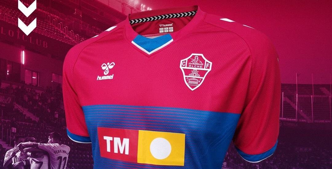 Camisas do Elche CF 2020-2021 Hummel