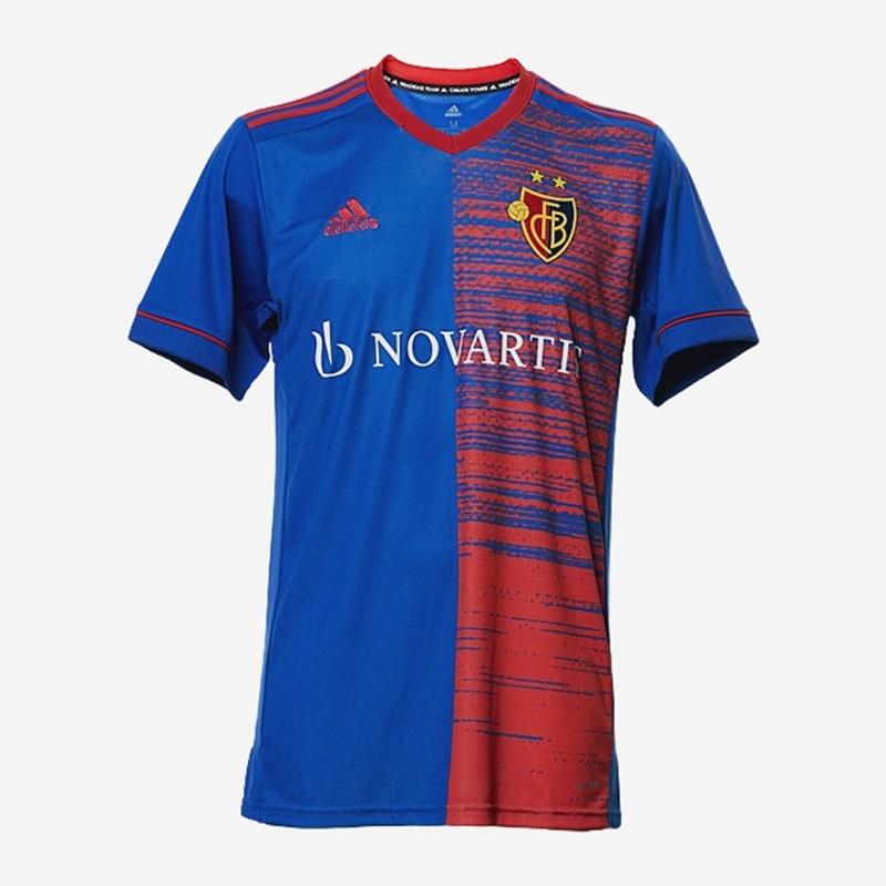 Camisas do FC Basel 2020-2021 Adidas