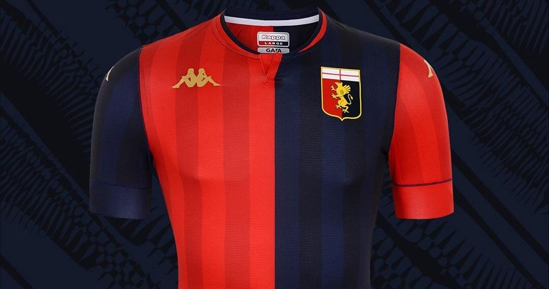 Camisas do Genoa CFC 2020-2021 Kappa