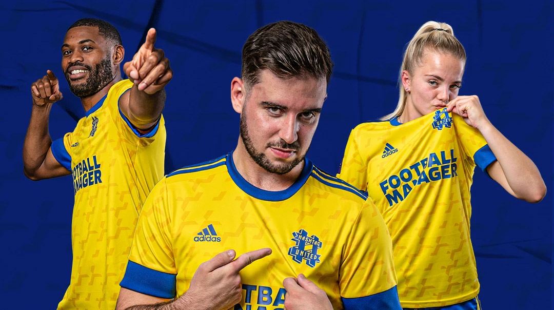 Camisas do Hashtag United 2020-2021 Adidas a